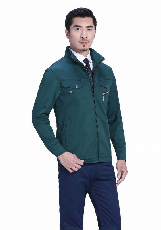 墨绿+深裤