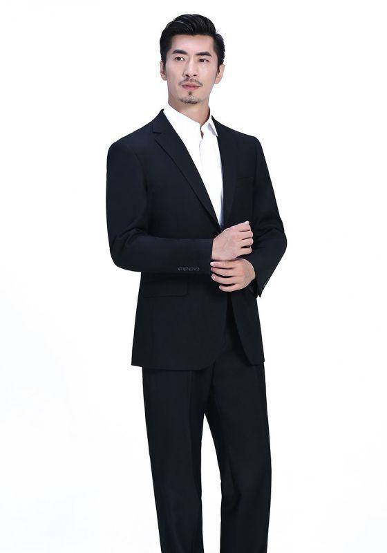 八种时尚搭配技巧教你如何完美的搭配男士职业装