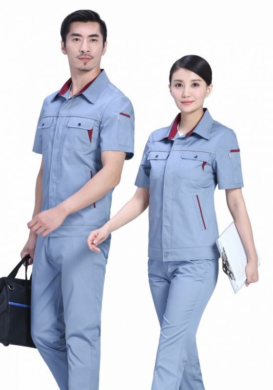 工作服订制需要具备哪几点才能称之为合格的工作服-